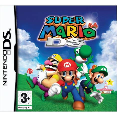 Super Mario 64 (NINTENDO DS)