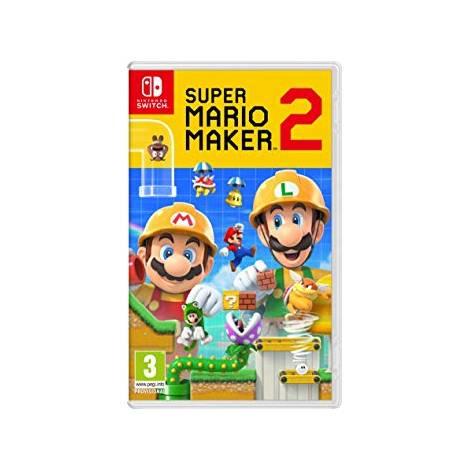Super Mario Maker 2 (Nintendo Switch)