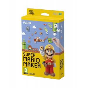 Super Mario Maker + Artbook (Nintendo Wii U)