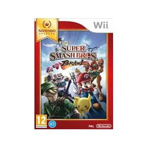 Super Smash Bros. Brawl - Selects (Wii)