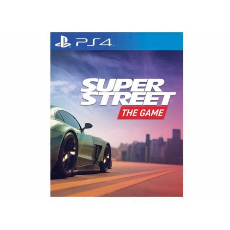 Super Street (PS4)