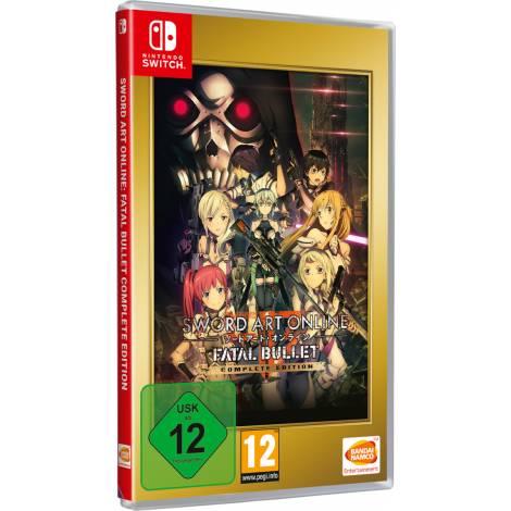 Sword Art Online: Fatal Bullet Complete Edition (Nintendo Switch)