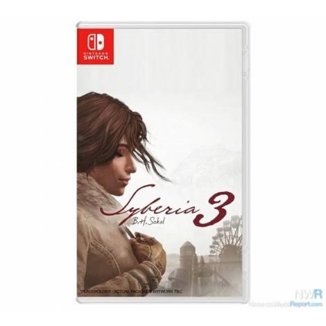 Syberia 3 (Nintendo Switch)