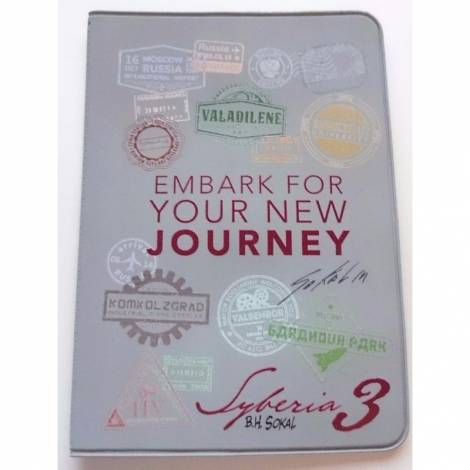 syberia 3 passport holder