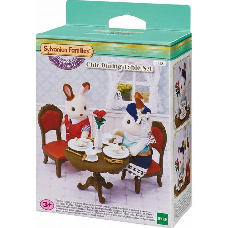 Sylvanian Families - Chic Dining Table Set (5368)