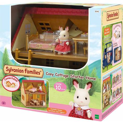 Sylvanian Families: Cosy Cottage Starter Home (5242)