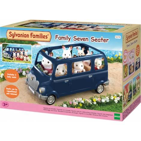 Sylvanian Families: Family Seven Seater (5274)