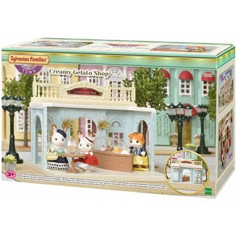Sylvanian Families: Town Series - Creamy Gelato Shop (6008)