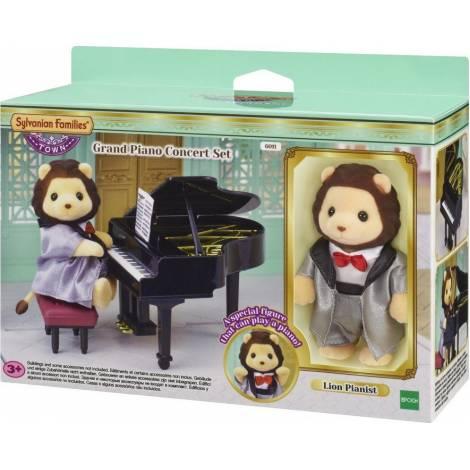 Sylvanian Families: Town Series - Grand Piano Concert Set (6011)