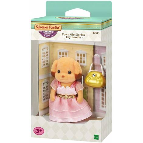 Sylvanian Families: Town Series - Town Girl Series - Toy Poodle (6004)