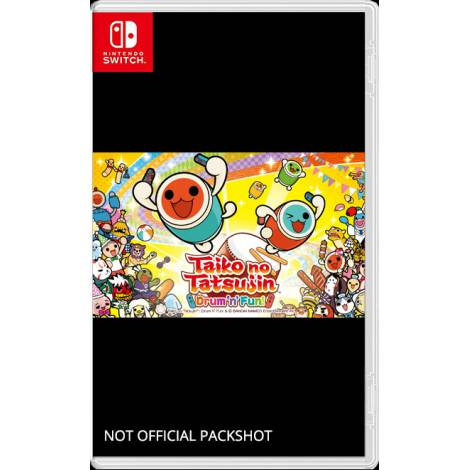 TAIKO NO TATSUJIN: DRUM'N'FUN! (Nintendo Switch)