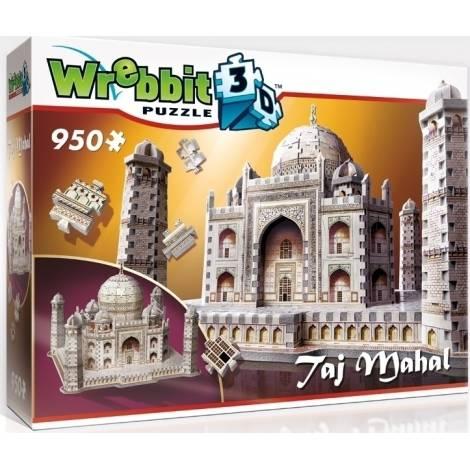 Taj Mahal 950pcs (W3D-2001) Wrebbit 3D Puzzle