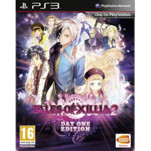 Tales of Xillia 2 - D1 Steelbook Edition (PS3)
