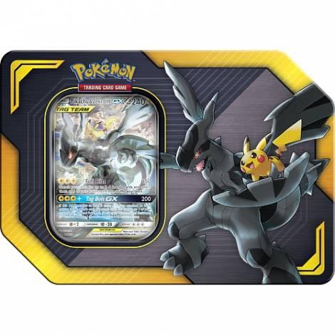 TCG Pokemon: Tag Team Tin - Pikachu &  Zekrom GX