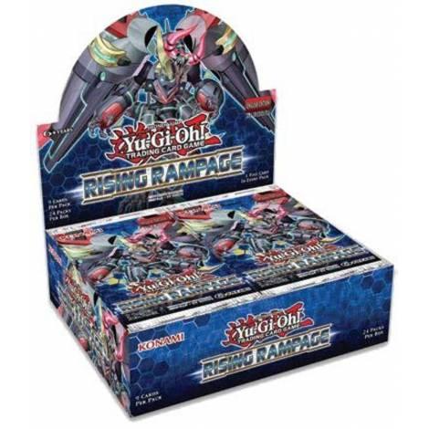 TCG Yu-Gi-Oh! : Rising Rampage Booster Box