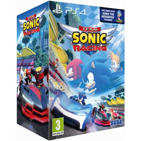 TEAM SONIC RACING SPECIAL EDITION (FIGURE) (PS4)