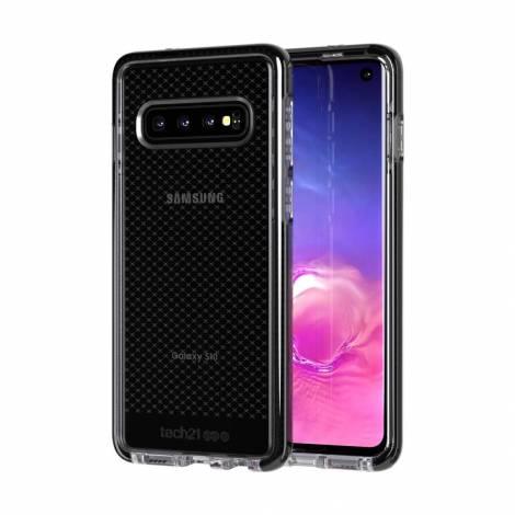 Tech21 Evo Check for Samsung Galaxy S10 - Smokey/Black (T21-6918)