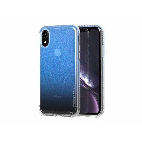 Tech21 Pure Shimmer for Apple iPhone XR - Blue  (T21-6528)