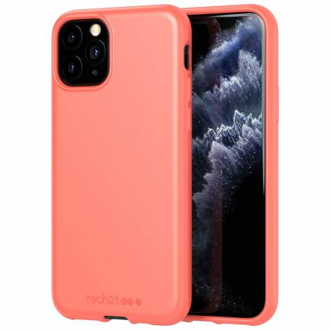Tech21 Studio Colour for iPhone 11 Pro - Coral My World (T21-7239)
