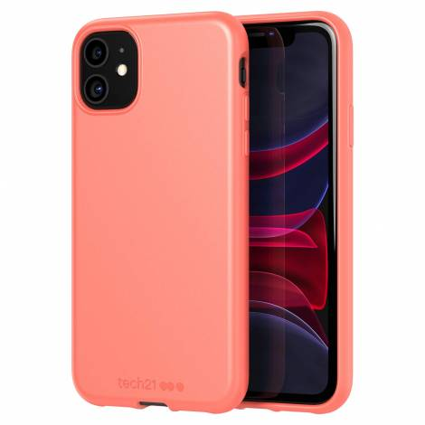 Tech21 Studio Colour for iPhone 11 Pro Max - Coral My World (T21-7293)