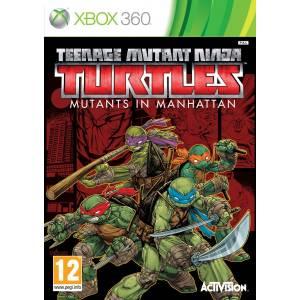 Teenage Mutant Ninja Turtles: Mutants in Manhattan (XBOX 360)