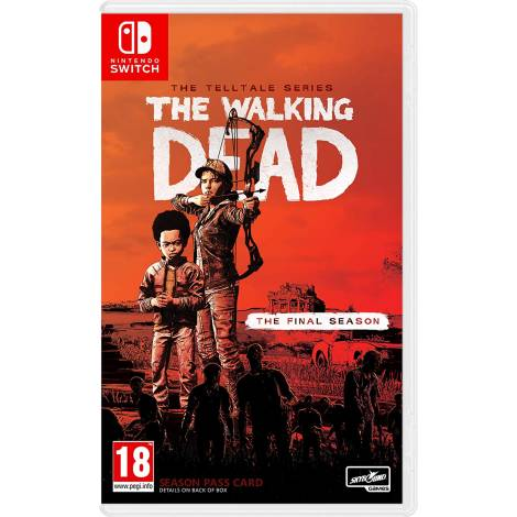 Telltale's The Walking Dead: The Final Season (Nintendo Switch)