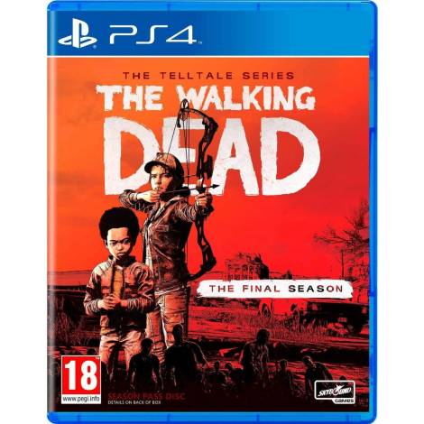 Telltale's The Walking Dead: The Final Season (PS4)