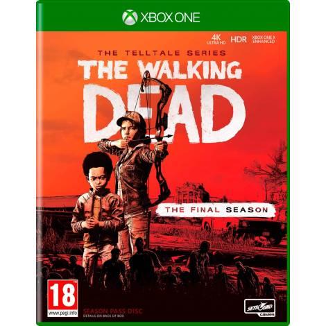Telltale's The Walking Dead: The Final Season (Xbox One)