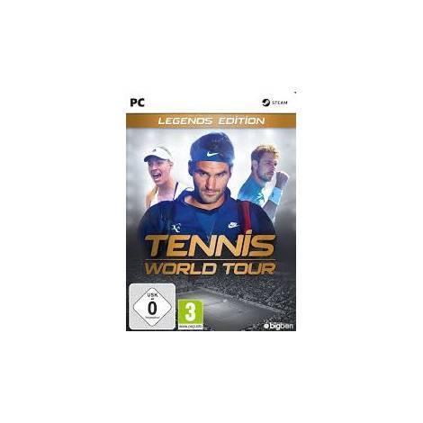 TENNIS WORLD TOUR LEGENDS EDITION (PC)