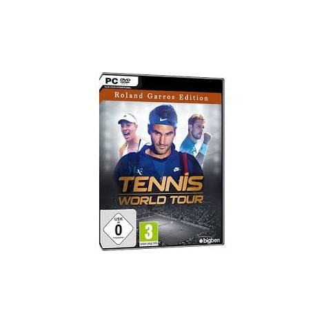 TENNIS WORLD TOUR (Roland Garros Edition) (PC)