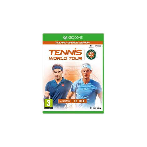 TENNIS WORLD TOUR (Roland Garros Edition) (Xbox One)