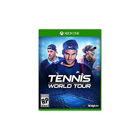 Tennis World Tour - D1 Edition (XBOX ONE)