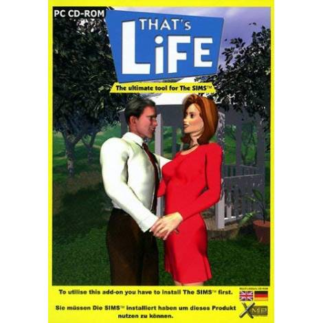 That`s Life - Sims Addon (PC) (CD Only)