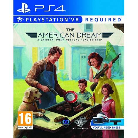 The American Dream (PS4) (VR Required)