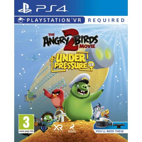 The Angry Birds Movie 2 VR: Under Pressure (PSVR) (PS4)