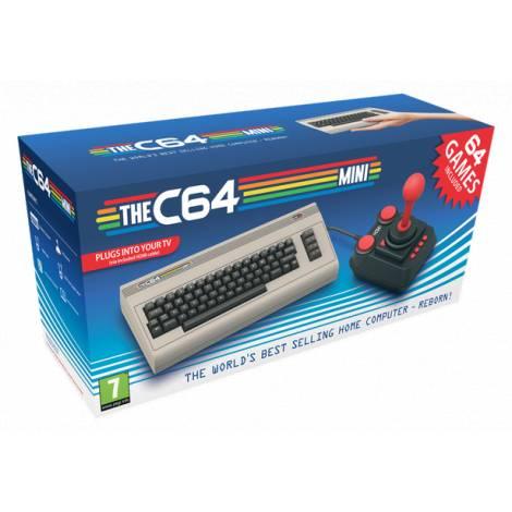 THE C64 Commodore Mini Console (Retro)