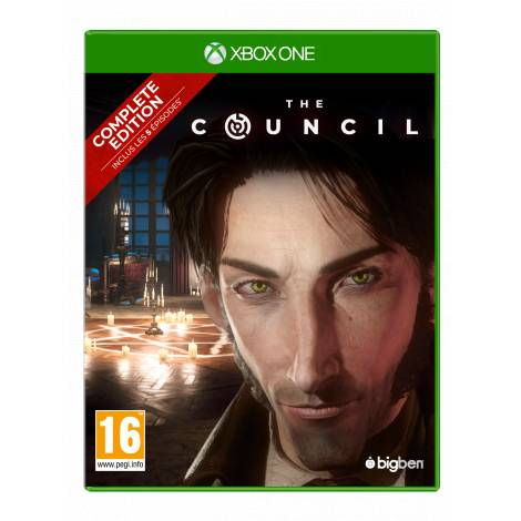 THE COUNCIL COMPLETE EDITION (Xbox One)