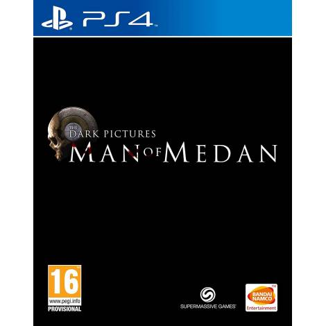 The Dark Pictures : Man of Medan (PS4)