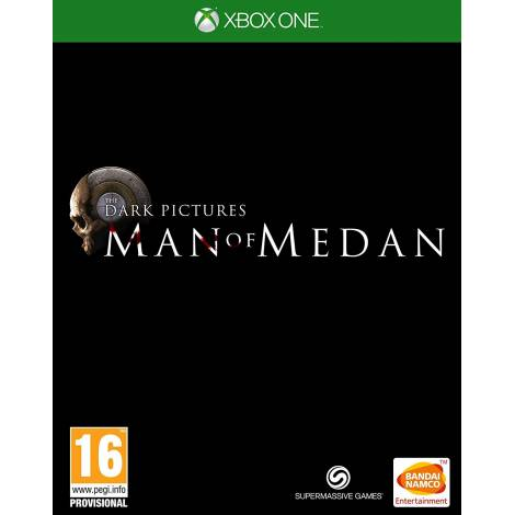 The Dark Pictures : Man of Medan (Xbox One)