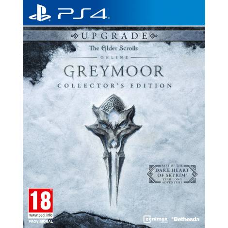 The Elder Scrolls Online Greymoor Collectors Edition (PS4)