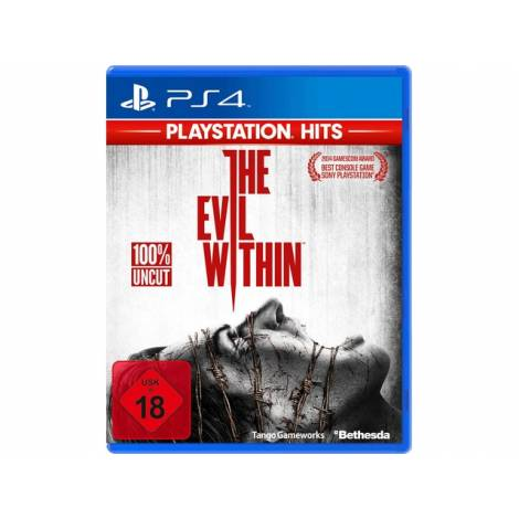 THE EVIL WITHIN HITS (PS4)