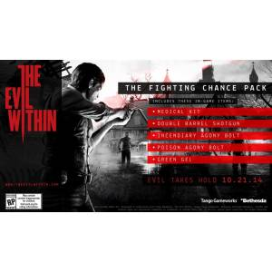 The Evil Within - The Fighting Chance Pack (DLC) - Steam CD Key (Κωδικός μόνο) (PC)