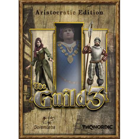 The Guild 3  Aristocratic Edition (PC)