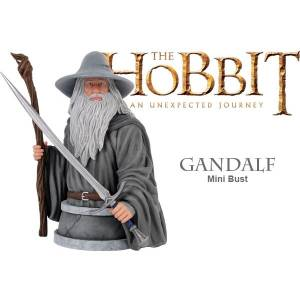 THE HOBBIT - GANDALF THE GREY COLLECTIBLE MINI BUST