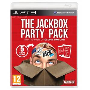 The Jackbox Games Party Pack Volume 1 (PS3)