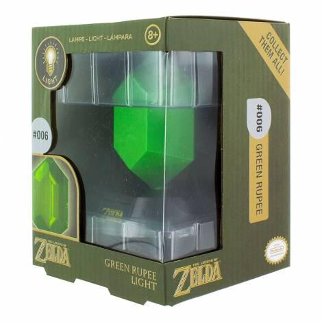 The Legend of Zelda - Green Rupee 3D Light (PP4369NN)