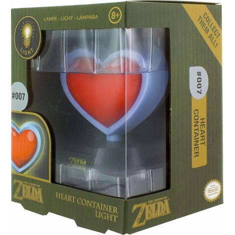 The Legend of Zelda - Heart Container 3D Light (pp4370nn)