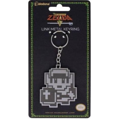 The Legend of Zelda - Link Metal Keyring (PP4933NN)