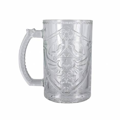 The Legend of Zelda - Shield Glass (PP4039NN)
