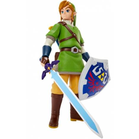 The Legend οf Zelda Skyward Sword - Link Big Deluxe Action Figure (50cm)